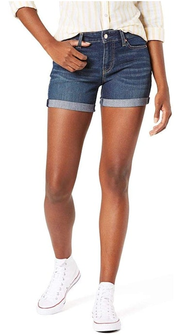 Signature By Levi Strauss & Co. Gold Label Denim Shorts