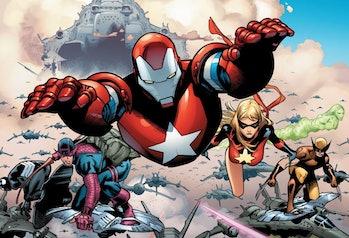 Marvel Comics Loki New Asgard Norman Osborn Dark Avengers