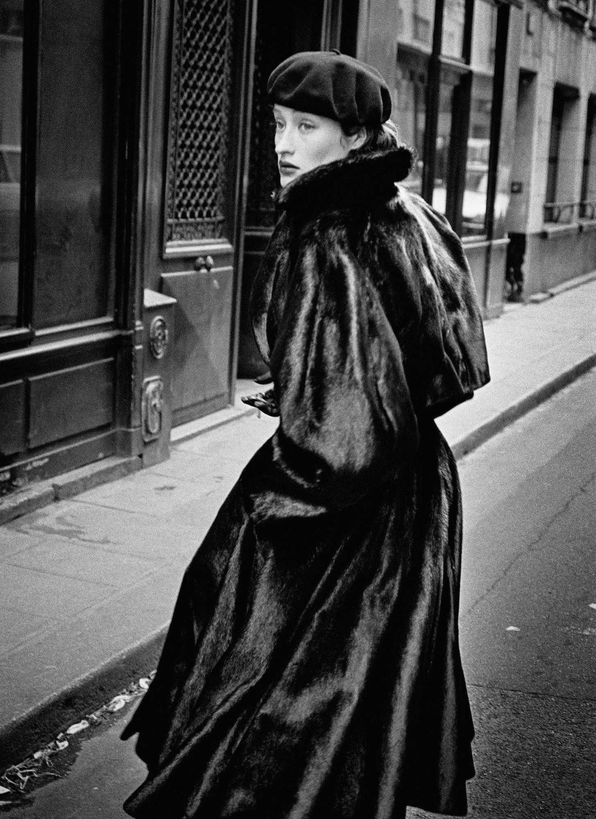 Marie-Sophie Wilson in Paris