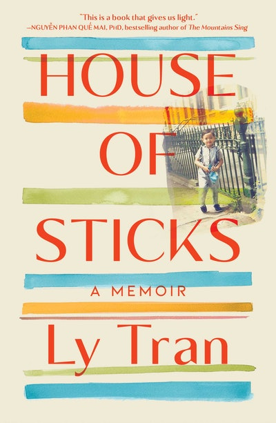 'House of Sticks' by Ly Tran