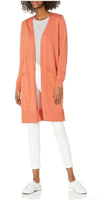Amazon Essentials Lightweight Duster Cardigan