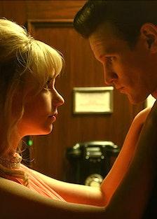 Anya Taylor-Joy and Matt Smith in Last Night in Soho