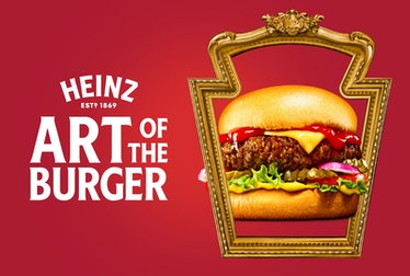 Here's how to apply to HEINZ's Head Burger Artist job for a $25,000 payday.