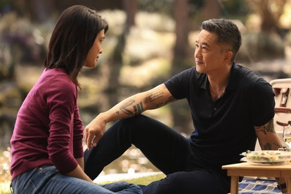 Katherine and Alan on A Million Little Things via the ABC press site