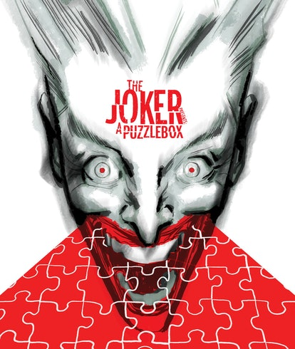 the joker a puzzlebox cover