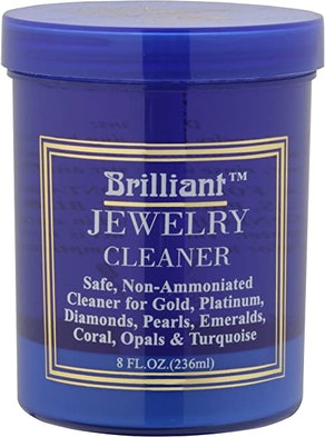 Brilliant Jewelry Cleaner Set, 8 oz.