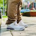 Nike Air Jordan 3 A Ma Maniére on feet review