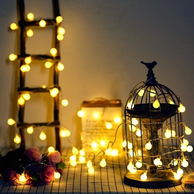 WERTIOO Battery-Operated String Lights