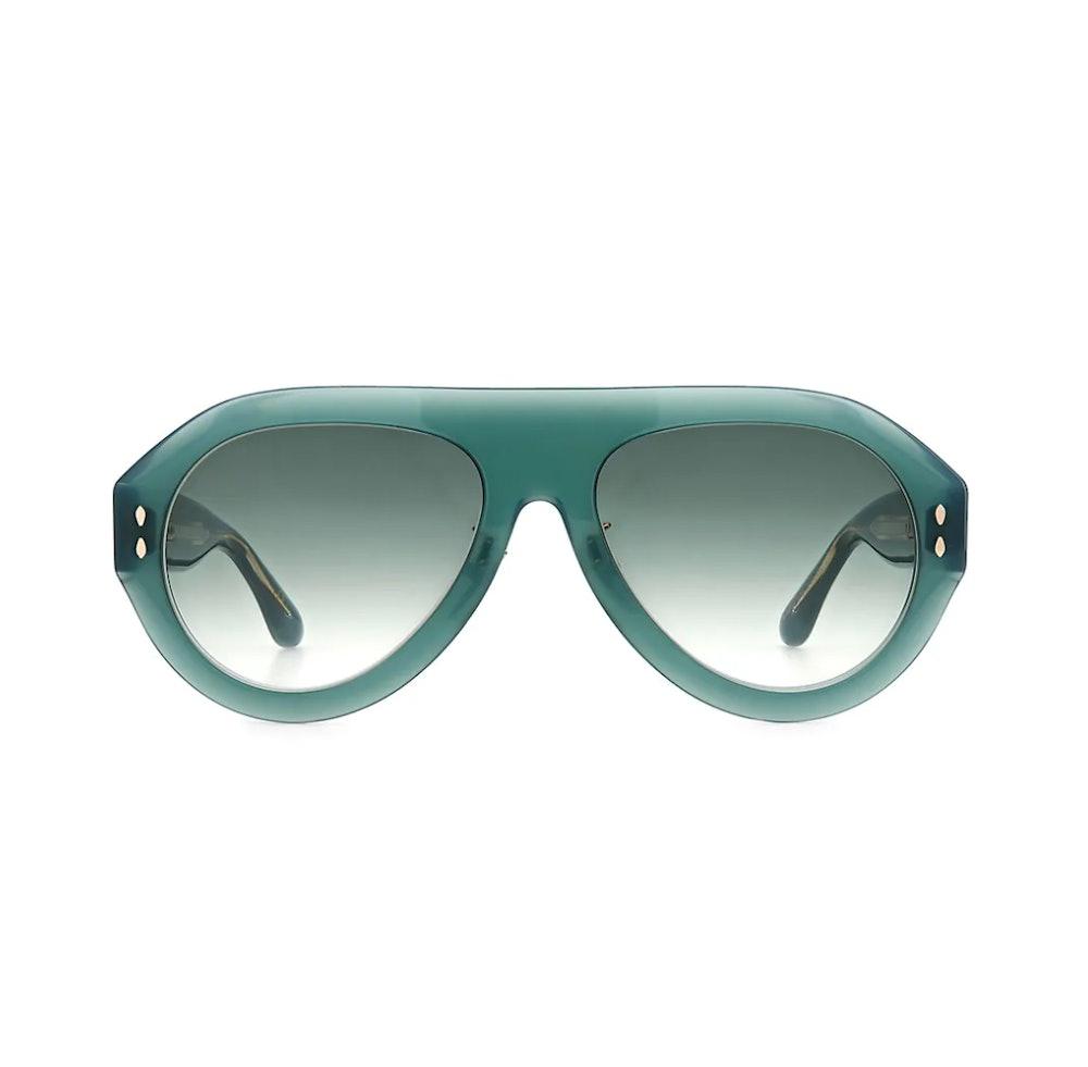 Darly 57MM Aviator Sunglasses