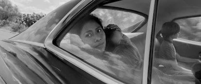 'Roma' took home three Oscars in 2019. Photo via Netflix