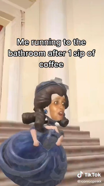 These Versailles Run TikTok filter memes offer hilarious jokes about everyday life.