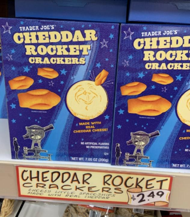 Cheddar Rockets