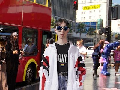 Balenciaga Pride Collection Gay Gap