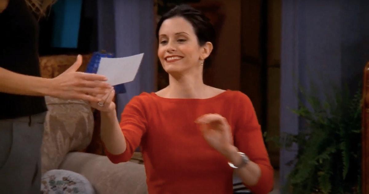 Cricut's TikTok is full of DIY 'Friends'-inspired ideas that would make Monica proud.