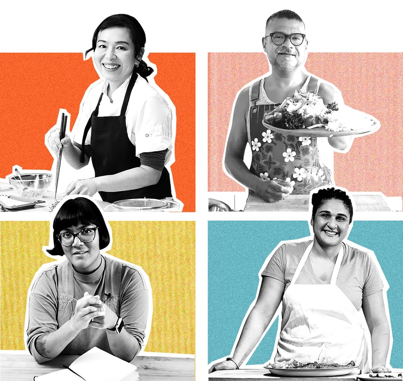 New online cooking classes (some free!) come from chefs like Niki Nakayama, Rick Martinez, Sohla El-Waylly, and Samin Nosrat.