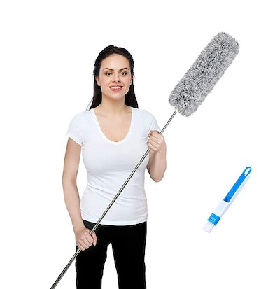 Braoses Microfiber Duster with Extendable Handle
