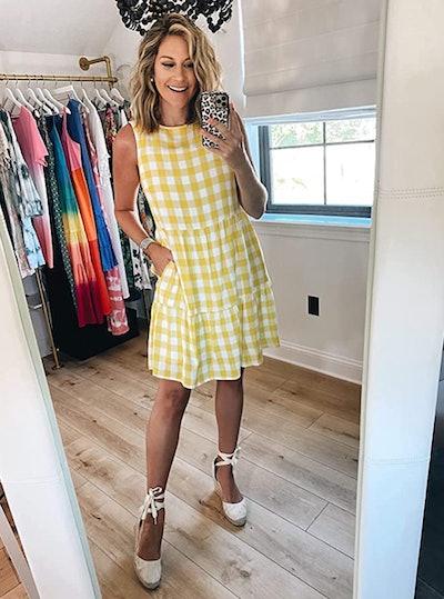 PRETTYGARDEN Mini Dress