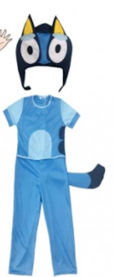 Bluey Cosplay Costume
