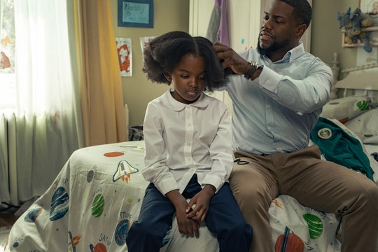 'Fatherhood' starring Kevin Hart and Melody Hurd, premieres June 18 on Netflix.