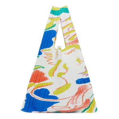 Pleats Please by Issey Miyake Tote
