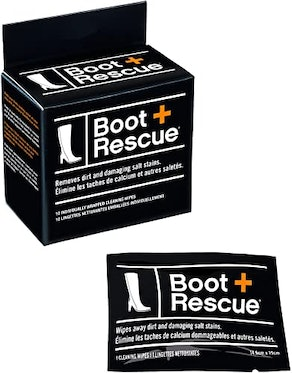BootRescue All Natural Shoe Cleaning Wipes