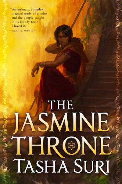 'The Jasmine Throne' by Tasha Suri