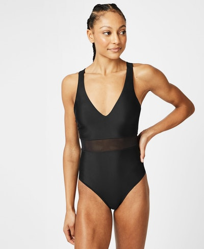 Lido Mesh Swimsuit