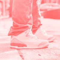 Wearing Nike's Jordan 3 'A Ma Maniére': Sneaker of the year?