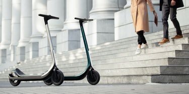 The Scotsman is billed as the world's first unibody carbon fiber e-scooter.
