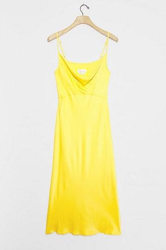 Elyse Bias Slip Dress