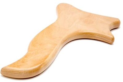 Wooden Lymphatic Drainage Tool