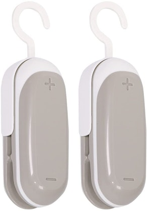 Mempedont Portable Mini Bag Sealer (2-Pack)