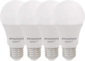 SYLVANIA Wi-Fi Smart Light Bulbs (4-Pack)