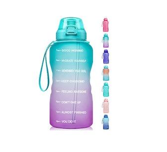 Fidus 1 Gallon Motivational Water Bottle