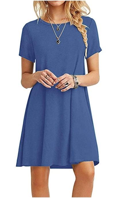 MOLERANI T-Shirt Swing Dress