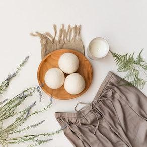 Smart Sheep Wool Dryer Balls (6-Pack)