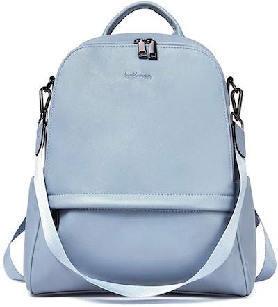 Bromen Anti-Theft Travel Backpack Purse