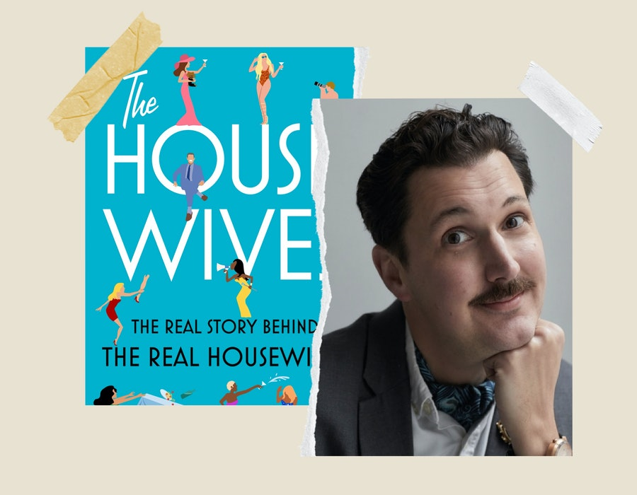Brian Moylan is an expert on the Real Housewives and the author of the new book, 'The Housewives.'