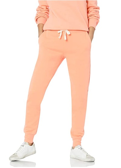 Amazon Essentials Relaxed Fit French Terry Fleece Sweatpants
