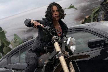 Michelle Rodriguez's Letty stars in 'F9.'
