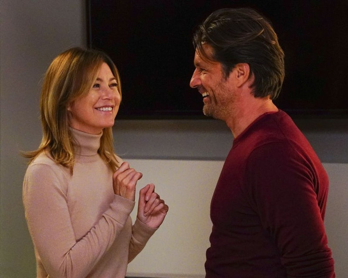 Meredith Grey and Nathan Riggs' 'Grey's Anatomy' relationship seemed doomed from the start.