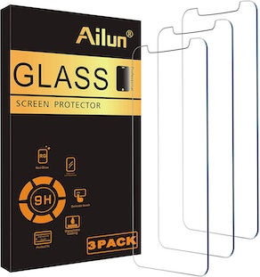 Ailun Glass Screen Protector (3-Pack)