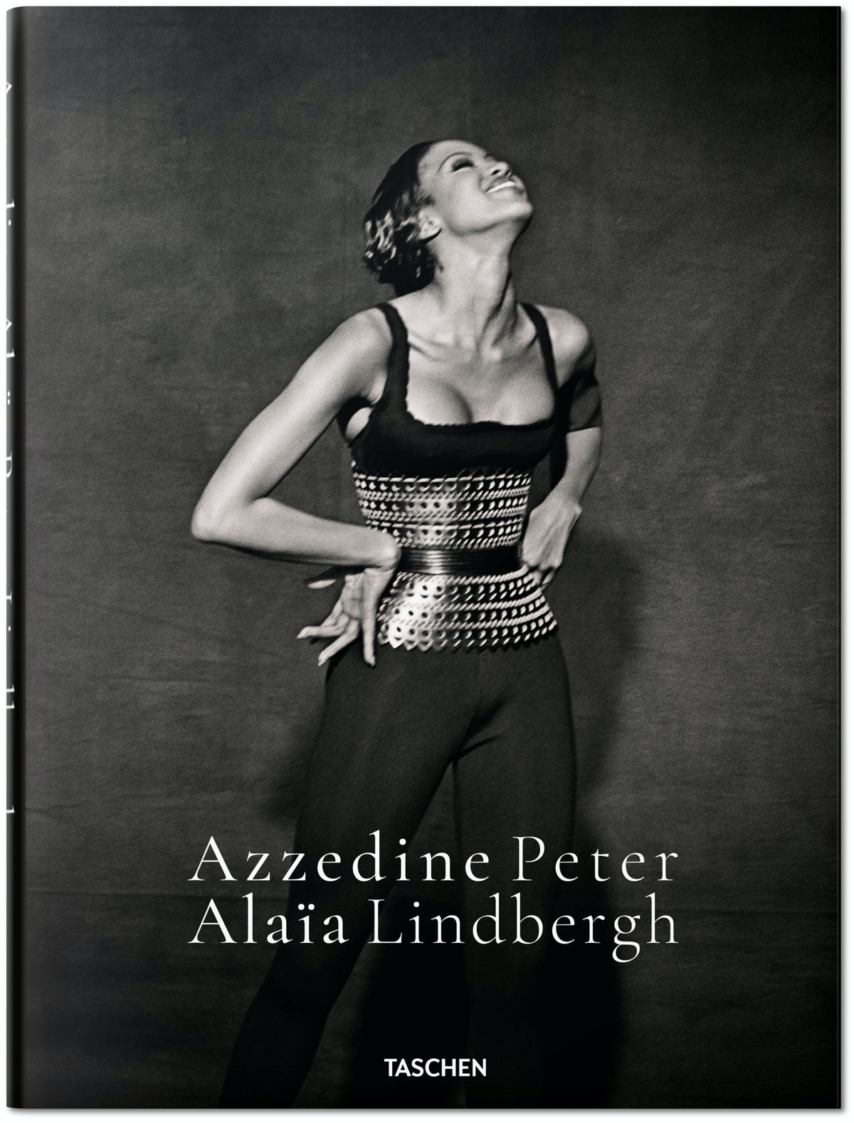 The cover of Peter Lindbergh. Azzedine Alaïa