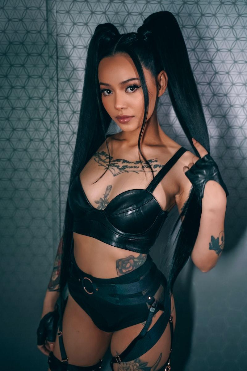 Who Is TikToker-Turned-Singer Bella Poarch? Photo via Warner Records