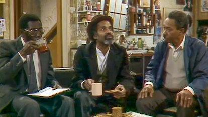 'Desmond's' on Channel 4