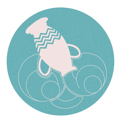As an air element, Aquarius will get along well with the other Air signs, Gemini and Libra.