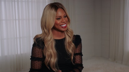 Laverne Cox is among the many voices included in 'Disclosure.' Photo via Netflix