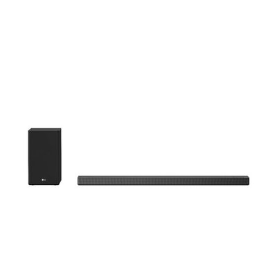 LG 5.1.2 Channel High Res Audio Soundbar with Dolby Atmos® and Goolge Assitant Built-In