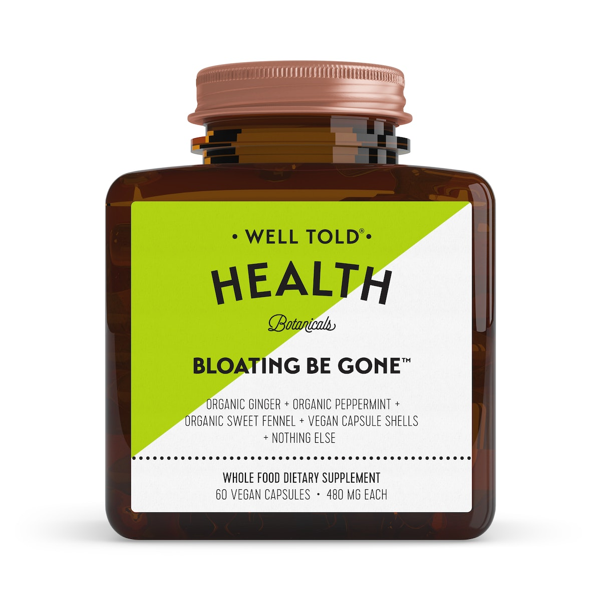 Well Told Bloating Be Gone