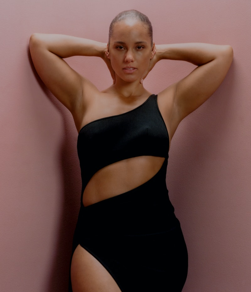 Alicia Keys Soulcare body care line
